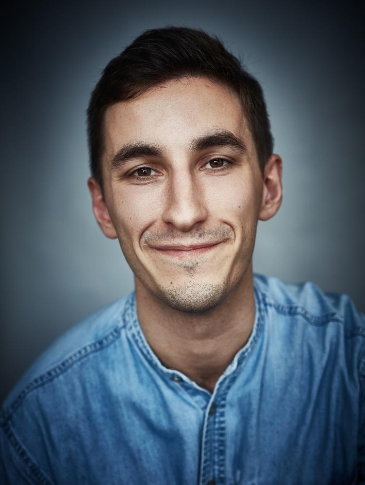 Photo of Edward Kaye